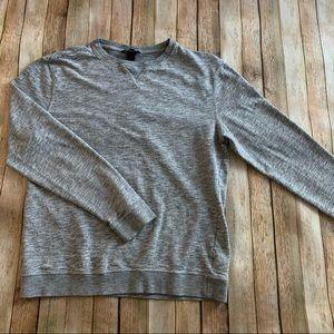 H&M men's lightweight Crewneck pullover